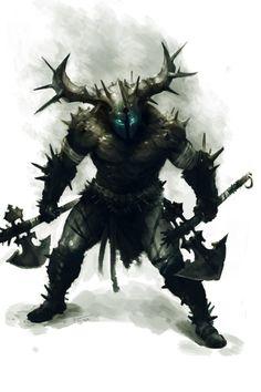 Nordic Warrior by thiago-almeida.deviantart.com