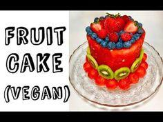 Fruit Cake (Vegan)