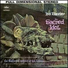 """The Sacred Idol"" (1960, Capitol).  Music from the movie soundtrack."