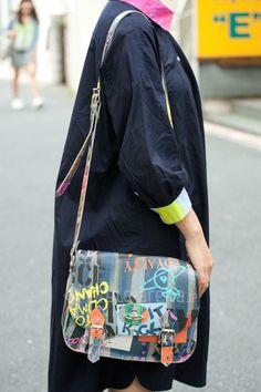 Shoulder Bag  /  Vivienne Westwood