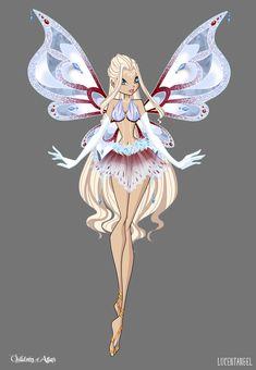 A] Krystelle Enchantix Concept by LucentAngel Winx Club, Winx Magic, Monster High Mermaid, Captain America Black Widow, Les Winx, Fairy Wallpaper, Barbie Movies, Anime Oc, Character Costumes
