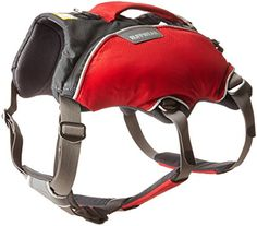 Ruffwear Web Master Pro Harness LargeXLarge Red Currant * Click on the image for additional details.