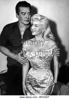 VICTOR MATURE & DIANA DORS THE LONG HAUL (1957)