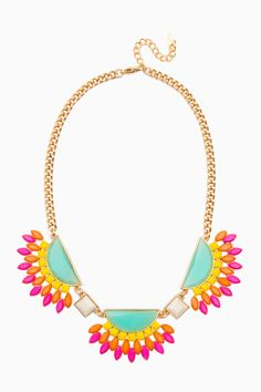 ShopSosie Style : Fiesta Forever Necklace