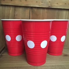 Who doesn't love Solo cups or a little Disney DIY? This project is perfect for your little one's class parties at school, to bring a smile to their teachers at daycare, or, like we're using them, for a birthday party! My son turns a year old in less than 2 weeks. Let me tell you how well I am handling …