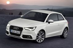 "2013 Audi A1 1.2 TFSI (test drive) Drove it one night through the seven Hills near Bonn with a buddy. Very nice car but maybe not ""everyday-material"""