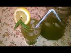 Nealkoholické mojito (recept) - YouTube