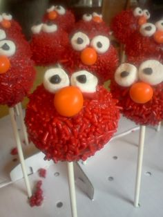 going to make these for my coworkers kids 1st birthday party in Jan