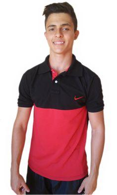 A Camisa Polo Nike Fitness Xtreme - Polo Piquet Modelo Masculina - Manga Curta é um roupa de alto desempenho, pois é produzido em Tecido Piquet de alta qualidade, proporcionando um produto leve, ventilado e com perfeito caimento ao corpo. Ela é uma excelen