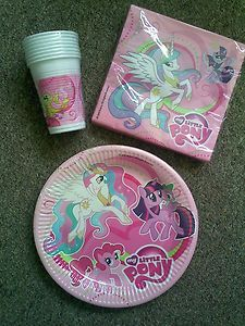 not found in the U.S., My Little Pony: Friendship is Magic party supplies
