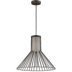 One Light Pendant, contemporary lighting, bronze, white glass, kichler, rustic, restoration