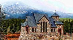 St. Malo's near Estes Park Colorado.  Photo by Denny Heath on flickr.