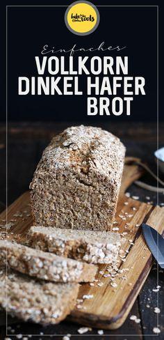 Yeast Bread, Bread Baking, Small Bakery, Spelt Flour, Artisan Bread, How To Make Bread, I Love Food, The Fresh, Food Processor Recipes