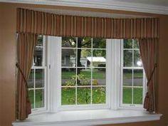 bay window treatments - Search