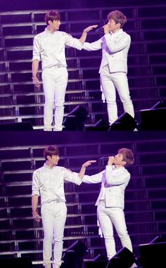 17th Anniversary Concert WE (Shanghai): 민우 & 혜성