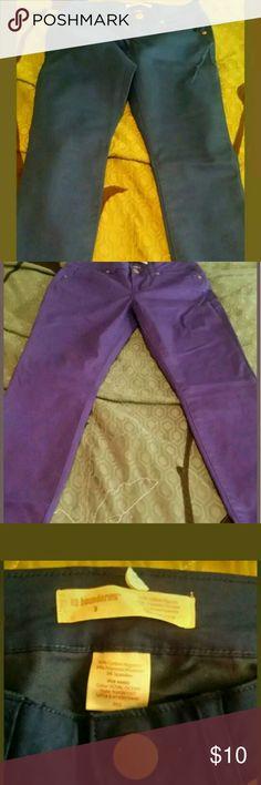 Skinny jeans No boundaries skinny jeans size 3 No Boundaries Jeans Skinny