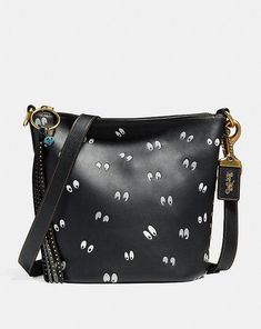 a9818fbe769 Coach Disney X Coach Duffle 20 With Spooky Eyes Print Coach Disney, Spooky  Eyes,