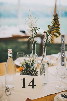 fall table decoration ideas | CHECK OUT MORE IDEAS AT WEDDINGPINS.NET | #wedding