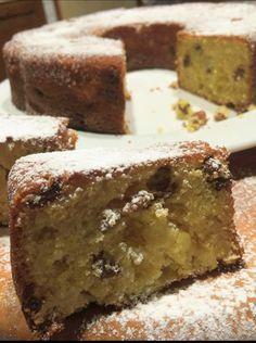 Torta di mele e uvetta ricetta antica