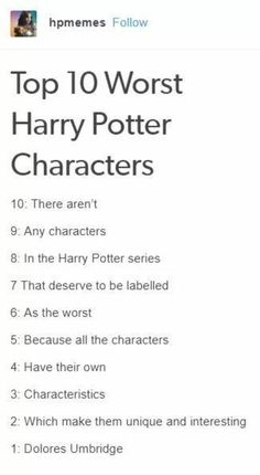 Harry Potter Memes - Megan Is Freee!