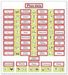 Starter nauczyciela przedszkola - czyli nauczycielski MUST HAVE! Polish Language, Fire Safety, Periodic Table, Preschool, How To Plan, Education, Math, Asperger, Periodic Table Chart