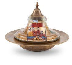 Kapaklı Sahan - Osmanlı'nın vazgeçilmez sanatı minyatür, şimdi aksesuarlarınızda!