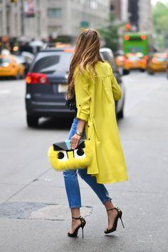 yellow pop. NYC.