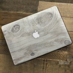 Laptop Stickers WOOD Laptop Skin Laptop Decal Laptop by SkinLee