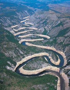 International transboundary river of Serbia, Bosnia and Herzegovina