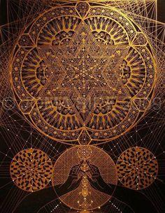 Mandala inspiration - Artist: Joma Sipe