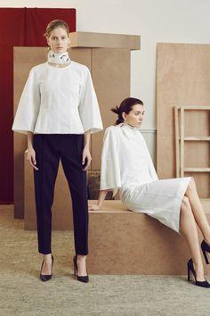 Protagonist Fall 2016 Ready-to-Wear Fashion Show - Dora Stastna , Carme Boixadera