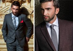 Back to Classics Collection Tudor Tailor, Winter Collection, Fall Winter, Suit Jacket, Breast, Costumes, Suits, Classic, Fashion
