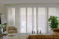 Cortinas - veja dicas, modelos, tecidos e ambientes decorados! - DecorSalteado