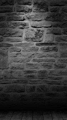 Wall Dark Bw Texture Pattern #iPhone #5s #wallpaper
