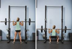 6 Super-Effective Squat Variations You Need to Try