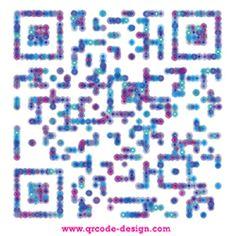 QR code designs spirals; Ilse
