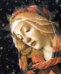 Bottecelli. The Queen of Heaven.