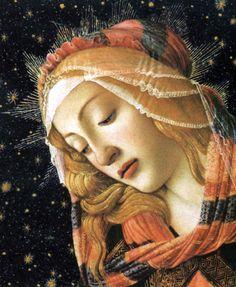 Bottecelli. The Queen of Heaven.
