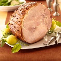 Glazed Old-Fashioned Ham