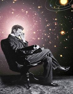 20 of the Most Thought-Provoking Nikola Tesla Quotes - Evolve + Ascend Eleanor Roosevelt, Friedrich Nietzsche, Maya Angelou, Nikola Tesla Inventions, Nassim, Nikola Tesla Quotes, Nicola Tesla, Tesla Technology, Quantum Physics