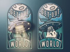 Get Out of This World by Michael Fugoso