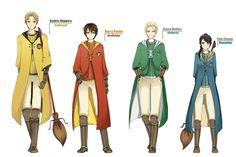 Harry Potter Anime Series | Dieses Bild wurde bereits 600 mal (0,72 Aufrufe pro Tag) angesehen.