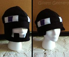 Enderman hat with jaw that comes down, I think like $14.99?!