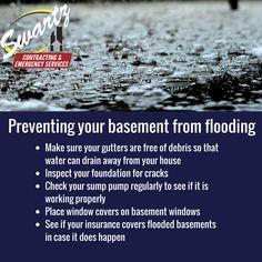 12 best flood safety images water damage disaster preparedness rh pinterest com