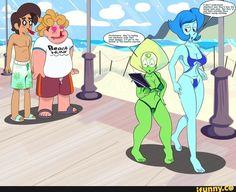 Busty Beach Babes by Sonson-Sensei Rawr Xd, Lapidot, Universe Art, Fanarts Anime, Sexy Cartoons, Rule 34, Beach Babe, My Drawings, Pokemon