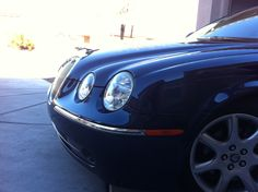 My baby... Jaguar S-type 4.2