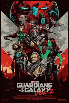 Guardians of the Galaxy Vol. 2 by Ken Taylor.