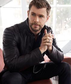 Chris Hemsworth for Hugo Boss