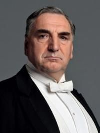 """Mr. Charles """"Charlie"""" Carson, is the butler of Downton Abbey, and began working at Downton Abbey when he was a boy"""