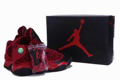 Cheetah Print Air Jordan 13 Leopard Cym Red Black New Jordans Shoes 2013      #Red  #Womens #Sneakers